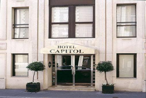 Hotel Eiffel Capitol em Paris