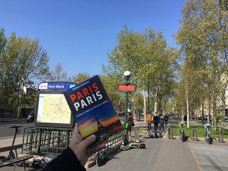 Dica incrível de livro sobre Paris
