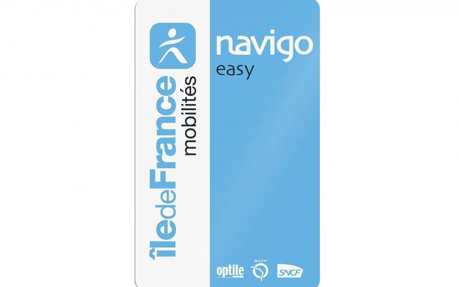 Navigo Easy - O Novo Cartão do Metrô de Paris